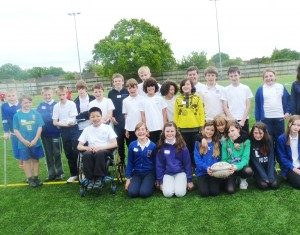 Year 6 - Tag Rugby